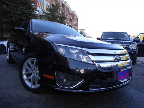 2011 Ford Fusion for sale at H & R Auto in Arlington VA
