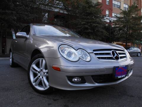 2006 Mercedes-Benz CLK for sale at H & R Auto in Arlington VA