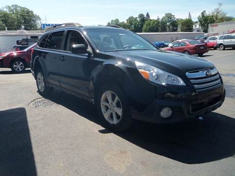 2013 Subaru Outback for sale in Fitchburg MA