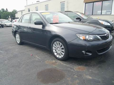 2009 Subaru Impreza for sale in Fitchburg MA