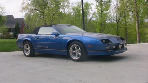 used 1989 chevrolet camaro for sale - carsforsale