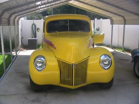 1940 Ford Deluxe for sale in Cornelius, NC