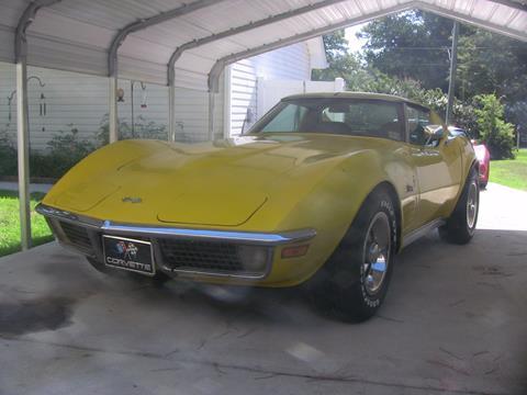 1971 Chevrolet Corvette for sale in Cornelius, NC