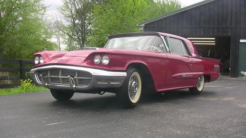 1960 Ford Thunderbird for sale in Cornelius, NC