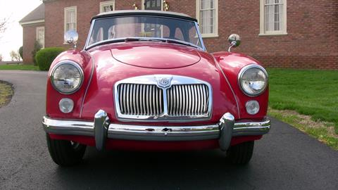 1959 MG MGA for sale in Cornelius, NC