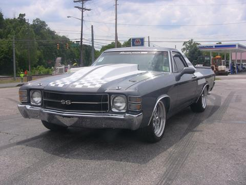 1971 Chevrolet El Camino for sale in Cornelius, NC