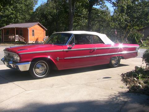 1963 Ford Galaxie for sale in Cornelius, NC