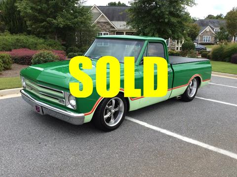 1967 Chevrolet C/K 10 Series for sale in Cornelius, NC