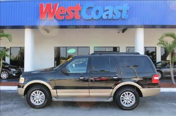 2012 Ford Expedition for sale at West Coast Car & Truck Sales Inc. in Saint Petersburg FL
