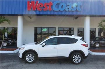 2013 Mazda CX-5 for sale at West Coast Car & Truck Sales Inc. in Saint Petersburg FL