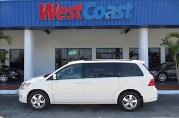 2011 Volkswagen Routan for sale at West Coast Car & Truck Sales Inc. in Saint Petersburg FL