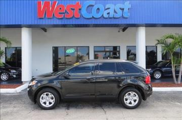 2013 Ford Edge for sale at West Coast Car & Truck Sales Inc. in Saint Petersburg FL