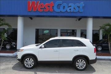 2011 Kia Sorento for sale at West Coast Car & Truck Sales Inc. in Saint Petersburg FL