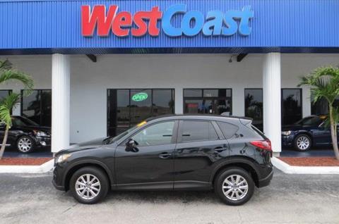 2014 Mazda CX-5 for sale at West Coast Car & Truck Sales Inc. in Saint Petersburg FL
