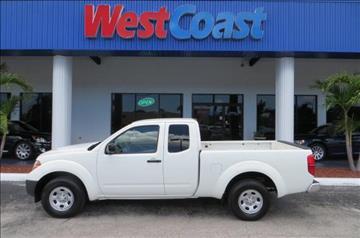 2013 Nissan Frontier for sale at West Coast Car & Truck Sales Inc. in Saint Petersburg FL
