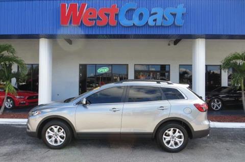 2013 Mazda CX-9 for sale at West Coast Car & Truck Sales Inc. in Saint Petersburg FL