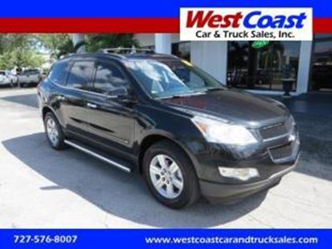 2010 Chevrolet Traverse for sale at West Coast Car & Truck Sales Inc. in Saint Petersburg FL