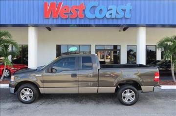 2005 Ford F-150 for sale at West Coast Car & Truck Sales Inc. in Saint Petersburg FL