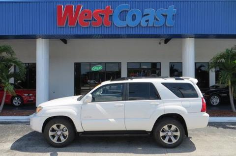 2008 Toyota 4Runner for sale at West Coast Car & Truck Sales Inc. in Saint Petersburg FL