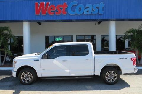 2016 Ford F-150 for sale at West Coast Car & Truck Sales Inc. in Saint Petersburg FL