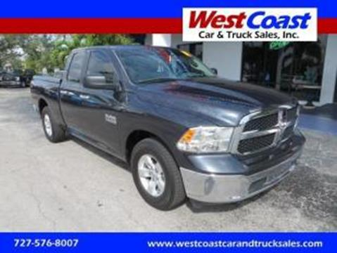 2014 RAM Ram Pickup 1500 for sale at West Coast Car & Truck Sales Inc. in Saint Petersburg FL