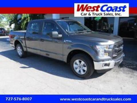 2015 Ford F-150 for sale in Saint Petersburg, FL