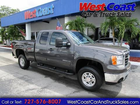 2010 GMC Sierra 2500HD for sale in Pinellas Park, FL