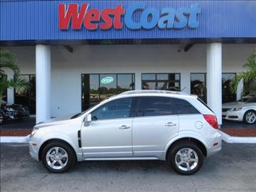 2013 Chevrolet Captiva Sport for sale at West Coast Car & Truck Sales Inc. in Saint Petersburg FL