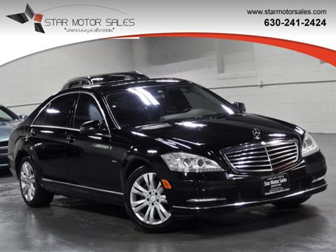 2010 Mercedes-Benz S-Class for sale in Downers Grove, IL