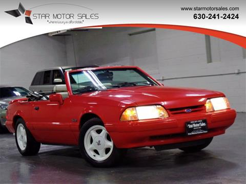 1992 Ford Mustang for sale in Downers Grove, IL