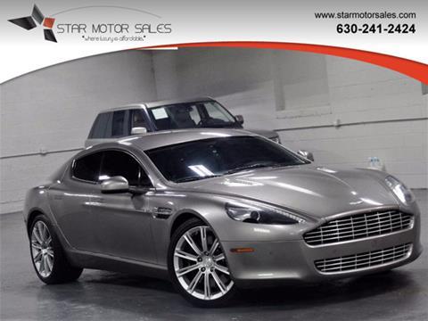 2011 Aston Martin Rapide for sale in Downers Grove, IL