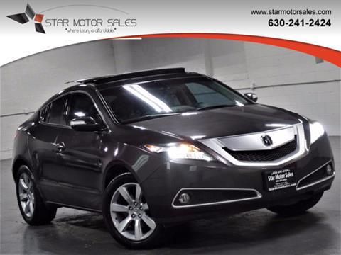 Acura Zdx For Sale Carsforsale Com