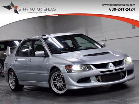 2005 Mitsubishi Lancer Evolution for sale in Downers Grove, IL
