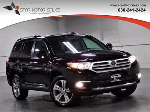 2011 Toyota Highlander for sale in Downers Grove, IL
