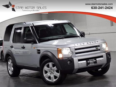 2007 Land Rover LR3 for sale in Downers Grove, IL