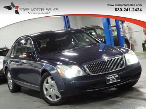 2004 Maybach 57 for sale in Downers Grove, IL