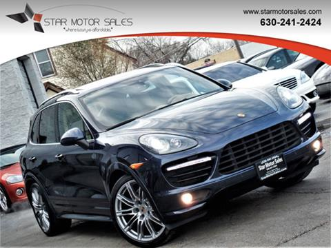 2014 Porsche Cayenne for sale in Downers Grove, IL