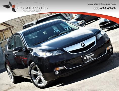 2014 Acura TL for sale in Downers Grove, IL
