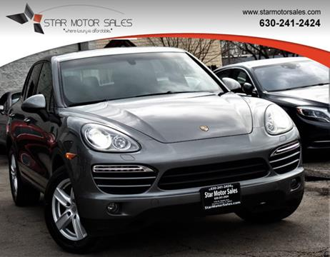 2013 Porsche Cayenne for sale in Downers Grove, IL