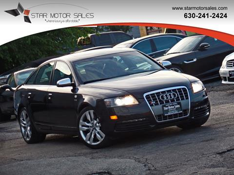 Star Motor Sales >> Audi For Sale In Downers Grove Il Star Motor Sales