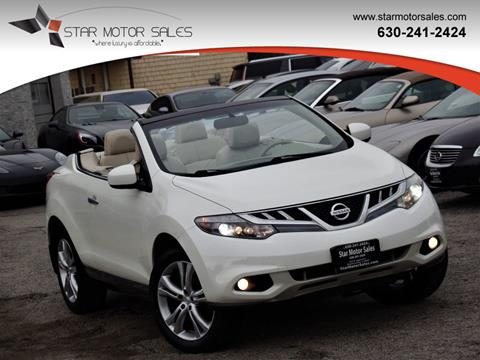 2011 Nissan Murano CrossCabriolet for sale in Downers Grove, IL