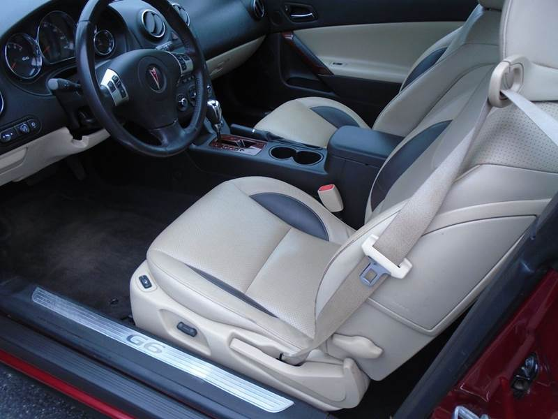 2008 Pontiac G6 GT 2dr Convertible - Dale WI