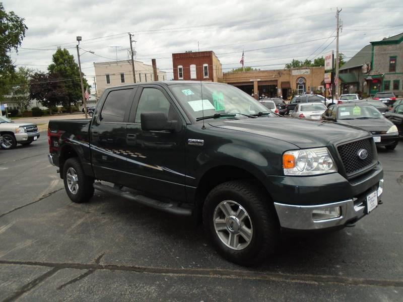 2005 Ford F-150 4dr SuperCrew XLT 4WD Styleside 5.5 ft. SB - Dale WI
