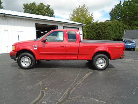 1999 Ford F-150 for sale in Dale, WI