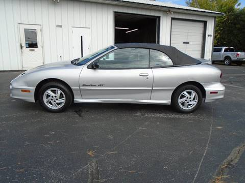 2000 Pontiac Sunfire for sale in Dale, WI