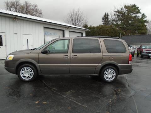 2005 Pontiac Montana SV6 for sale in Dale, WI