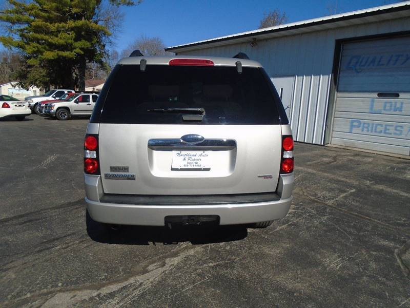 2007 Ford Explorer XLT 4dr SUV 4WD (V6) In Dale WI - NORTHLAND AUTO
