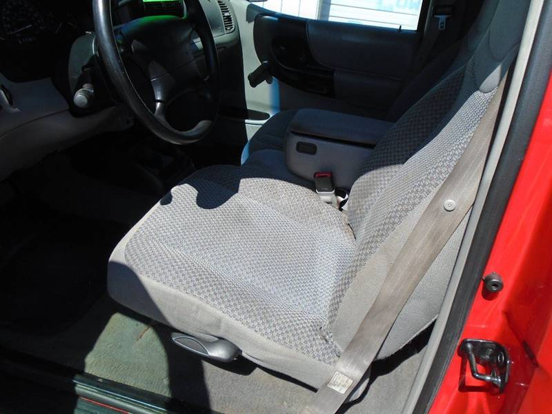 ford ranger 1999 seats