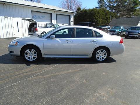 2012 Chevrolet Impala for sale in Dale, WI
