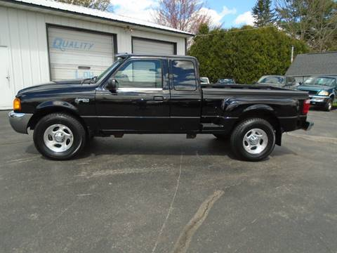 2001 Ford Ranger for sale in Dale, WI